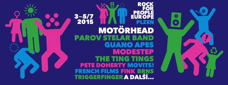 Rock for People Europe je tu!