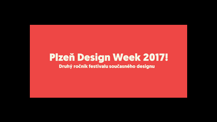 Designers wanted for Pilsen Design Week 2017!